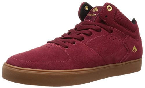 Gum Emerica HSU Sneakers Burgundy Herren G6 Sneaker The xw0pZw
