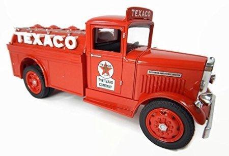 1934 Red Texaco 2010 No 7-23 Ertl Regular Edition GMC Tanker Truck Coin Bank by ERTL