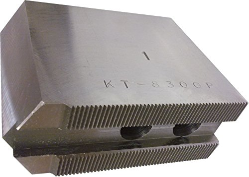 - USST KT-8300P Steel Soft Chuck Jaws for 8