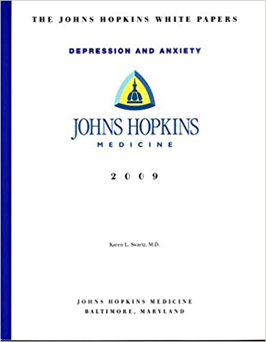 Gratis lydbøker laster ned mp3Depression and Anxiety (Johns Hopkins White Papers) på norsk iBook 0929661915