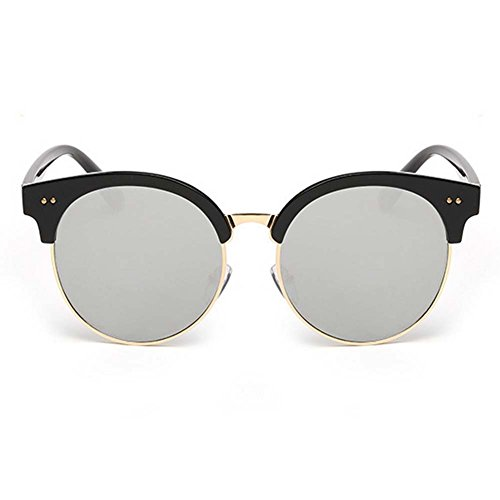 Mr.Right 2016 New ladies Fashion Korean Style Personality Unique Design Round - Coupon Sunglasses Discount Italy