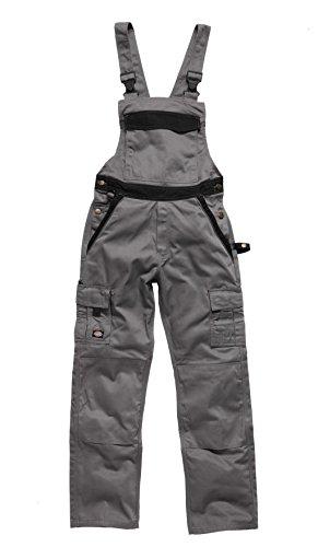 Dickies Salopette de travail deux tons IN30040, couleur:gris/noir;pointure:44