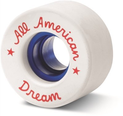 All American Dream Wheels White by All American