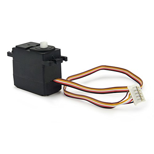 - HBX RC Car Spare Parts Apply for 12813 5 Wire Servo 2.2 KG