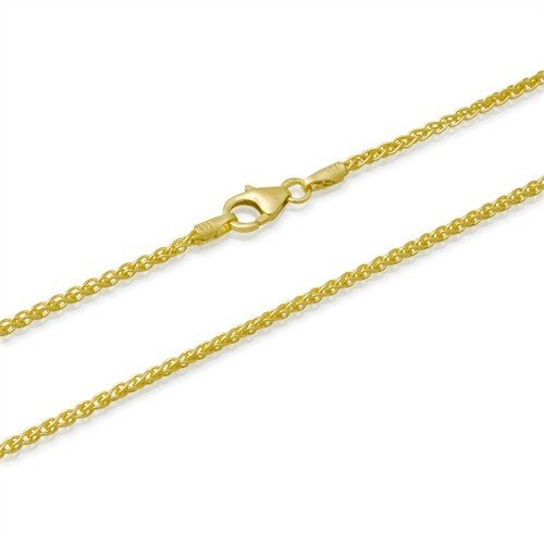 and bracelet filled long plus anklet gold pearl inch size of charms