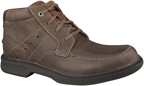 Clarks Nuovo Onda Centro di Top Boots Dark Brown