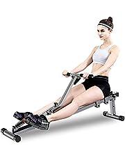 Roeien Machine Cardio Roeier Workout Fitness Lichaam Tonner Thuis Gym Training