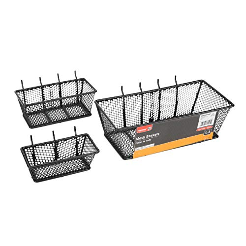 The Bulldog Hardware 2000204 Mesh Basket-Value Pack