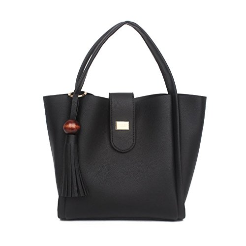 amp; Included Pouch Tote Jonak Cross with Black Bag gZBqwR