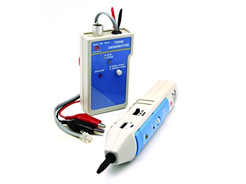 Velleman Generator (Velleman VTTEST11 Cable Tracker with Tone Generator by Velleman)