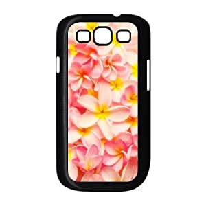 Red Hawaii Flower New Fashion DIY Phone Case for Samsung Galaxy S3 I9300,customized cover case case605899
