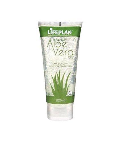 - Lifeplan 99% Pure Aloe Vera Gel | 200ml | 2 PACK - SUPER
