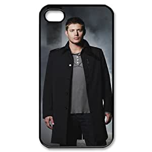 QSWHXN Customized Print Supernatural Pattern Back Case for iPhone 4/4S