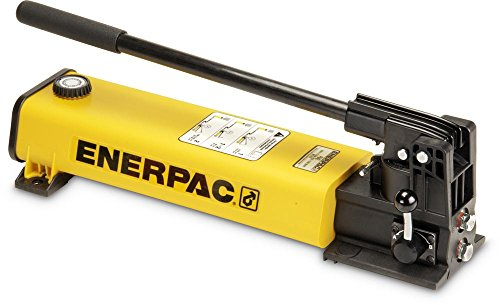 Enerpac P-842 2 Speed Hand Pump with 4 Way Valve ()