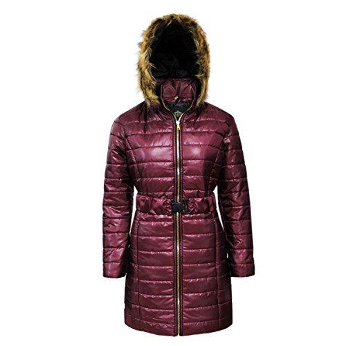 Candy Floss Fashion - Chaqueta - Bomber Jacket - para mujer Wine
