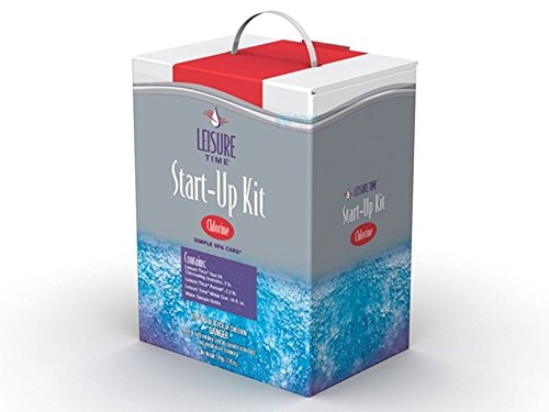 Leisure Time Spa Sanitizer Kit Chlorine Start-up Kit (45520A)