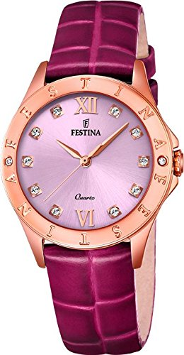 Festina Boyfriend F16930/B Wristwatch for women Classic & Simple
