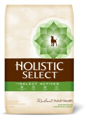 Holistic Select Adult Health - Lamb Meal Recipe