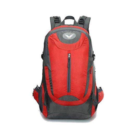 SZH&BEIB Al aire libre mochila de senderismo viaje de la moda de los hombres y de las mujeres bolsa transpirable Mochila 45L , C C