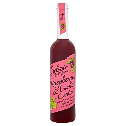 Belvoir Raspberry & Lemon Cordial (500ml) by Belvoir