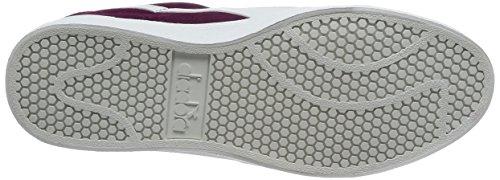 Donna B Vlz Viola original Scarpe Uomo bianco Per E Sportive Pozione C6969 Diadora Uxq8AEw