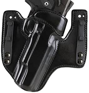 Galco V-Hawk Inside the Waistband Holster (Black), Glock 27, Right Hand