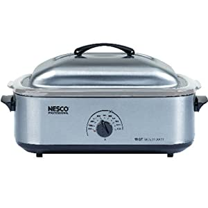 Nesco 4818-25-20 : Love it! It is a must for Thanksgiving