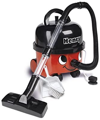 Little Henry Vacuum by Casdon Toys