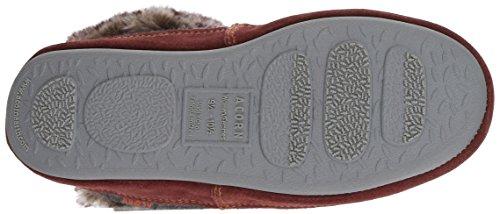 Acorn Womens Slouch Boots Charcoal Fur qv1qHiXY