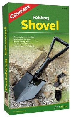 Coghlans Folding Shovel (Coghlans 9065 Folding Shovel)