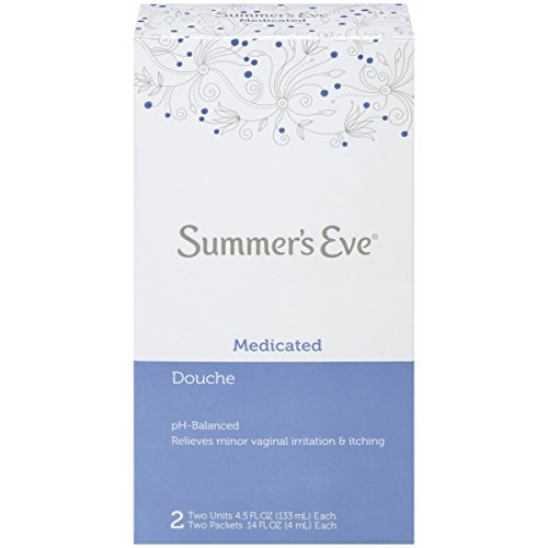 Summer's Eve Medicated Douche