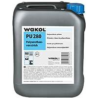 Wakol Lecol PU 280 5Kg Polyurethane Primer & Moisture Barrier For Wooden Flooring by Wakol