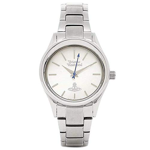 (Vivienne Westwood) Vivienne Westwood Vivienne Westwood Watch Vivienne Westwood VV111SL1J Holloway Holloway Ladies Watch Watch Silver/White Pearl [Parallel Import ()