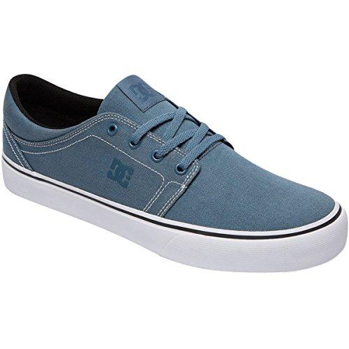 DC Herren Trase TX Unisex Skateschuh Blaue Asche