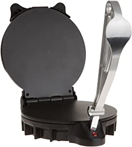CucinaPro Electric Tortilla Maker – Just takes a little getting used to