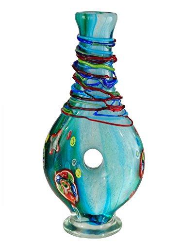 Dale Tiffany Windlin Keyhole Vase