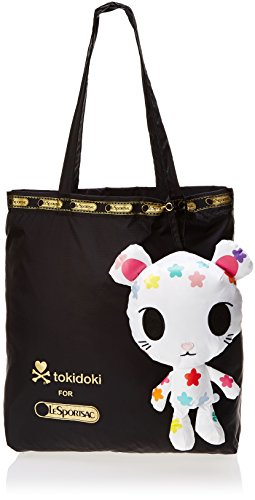 LeSportsac Tokidoki Palette Doll Tote Shoulder Bag, Palette Doll, One Size