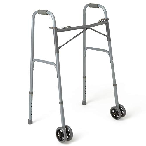 Medline Bariatric Folding Supports Comfort