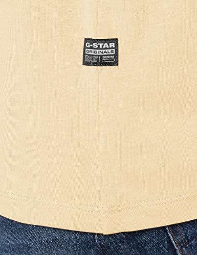 G-STAR RAW Men's Base-s R T S/S T-Shirt