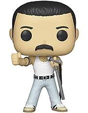 Pop Funko 183 Freddie Mercury Queen Live Aid