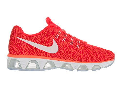 NIKE Womens Air Max Tailwind 8 Print Bright Crimson/White Hyper Orange Running Shoe 6 Women US xKi2nMkJ