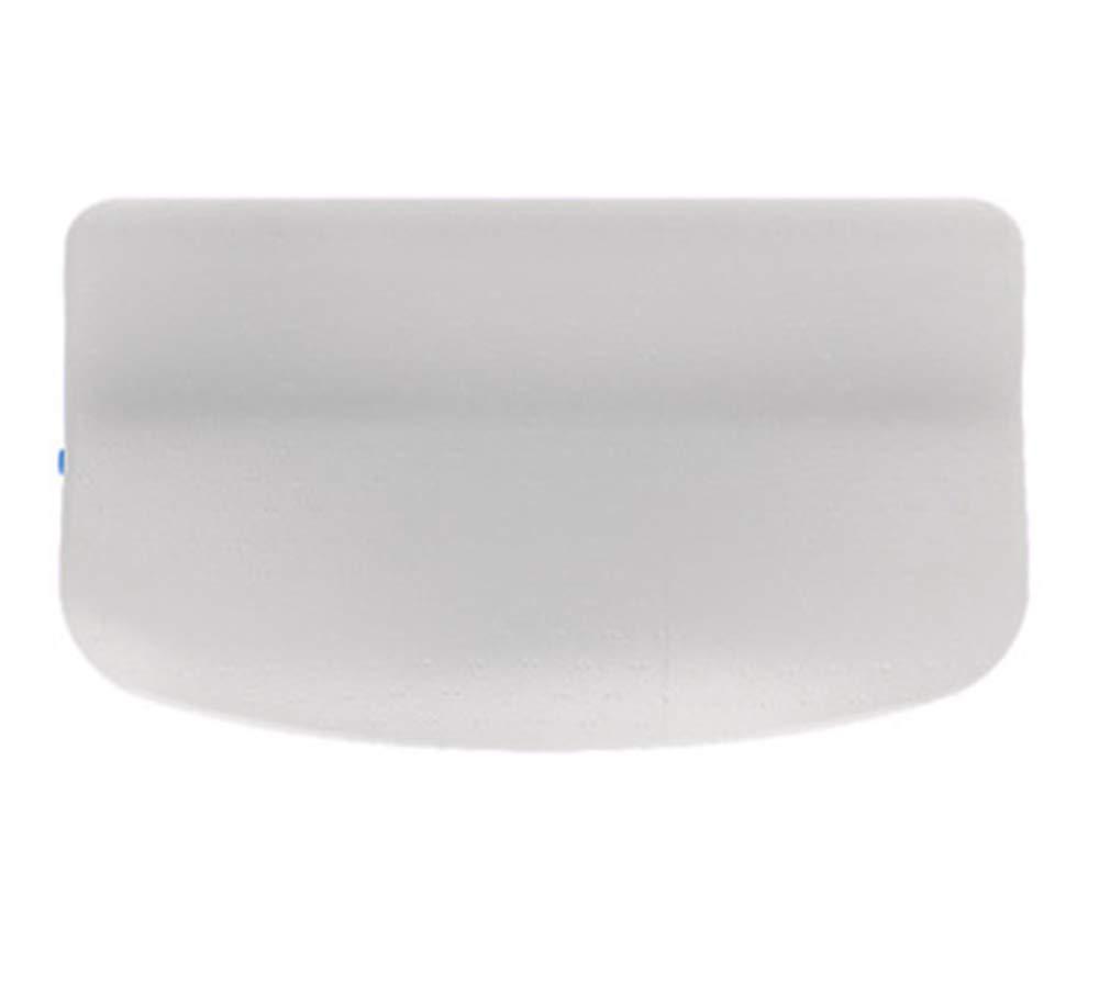 Funda Extra/íble Hipoalerg/énica Transpirable Y Lavable para El Dolor De Cuello INSN Almohada De Contorno Cervical Inteligente con Memoria Anti Ronquidos
