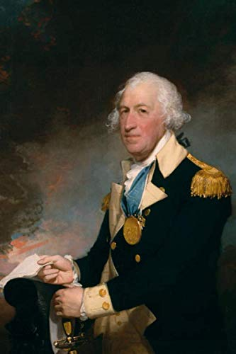 merican Revolution General Horatio Gates Portrait by Gilbert Stuart Journal: Take Notes, Write Down Memories in this 150 Page Lined - General Gates Horatio