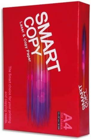 Smart Copy - Folios de papel para impresoras (5 paquetes de 500 ...