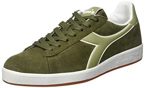 Gymnastique Diadora 70431 Adulte Mixte verde Oliva De Vert Game S Bruciato Chaussures 11nfI4q