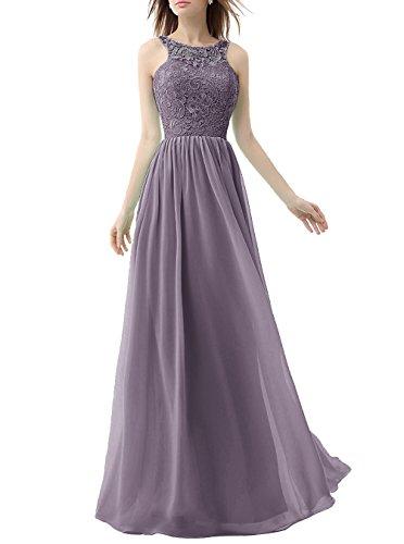 Buy belsoie chiffon bridesmaids dresses - 7