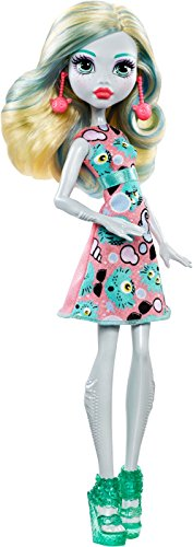 Monster High Emoji Lagoona Doll]()