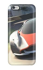 Iphone 6 Plus Aston Martin Dp 100 Vision Gran Turismo Concept Tpu Silicone Gel Case Cover. Fits Iphone 6 Plus WANGJING JINDA