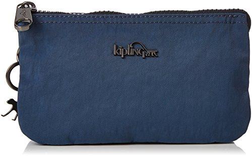 C Bleu Blue L Portefeuille Creativity Pour Satin Kipling Dames B1zf8wqxx