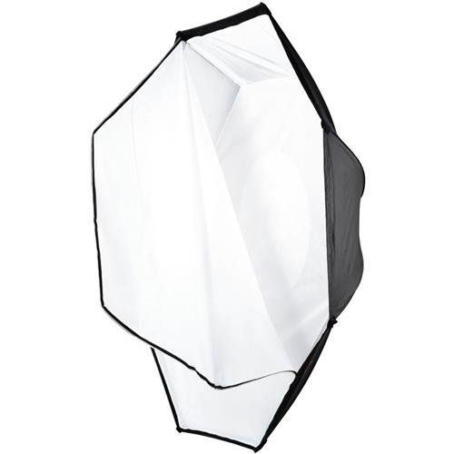 Photoflex 7' Large OctoDome Softbox for Strobe and Hot Lights, White ()
